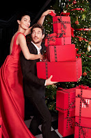 Carolina Herrera 'The Way We Celebrate' Holiday 2017 Campaign