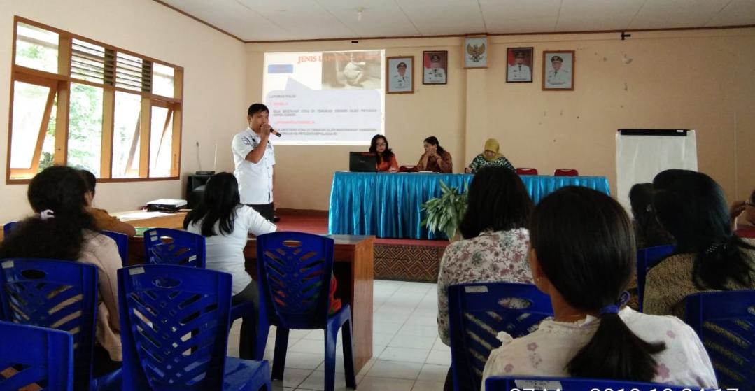 PPA Polres Tana Toraja: Jangan Takut Laporkan Kasus Kekerasan Anak dan Perempuan