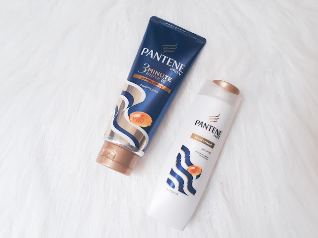 Pantene Summer Rescue Shampoo + Conditioner