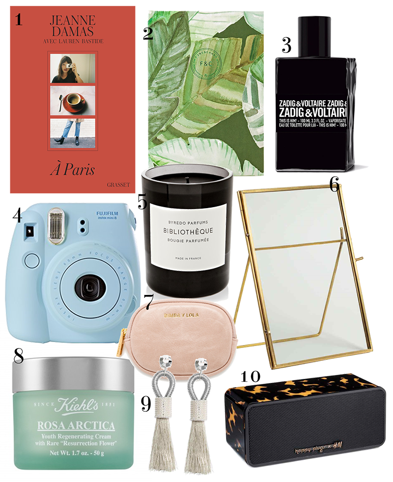 10 Last Minute Gift Ideas