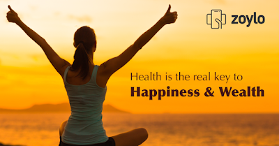 Health is the key to Happiness and Wellness