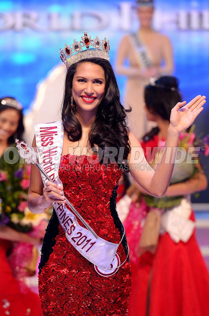 MISS UNIVERSE 2011: Miss Philippines - World 2011