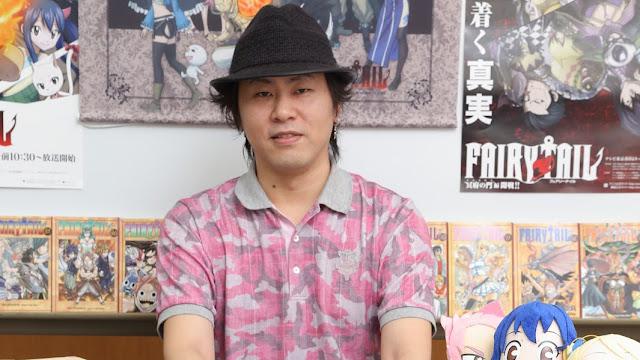 Hiro Mashima (autor de Fairy Tail) lanzará su nuevo manga el 27 de junio