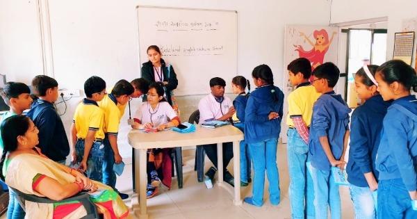 wankaner - wankaner news - kidzland school wankaner