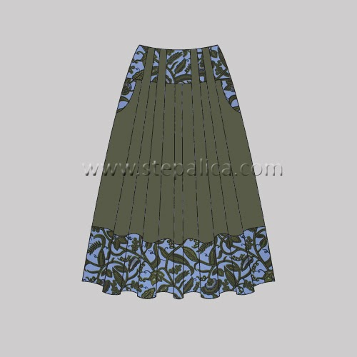 Zlata skirt sewalong: #1 Fabric recommendations