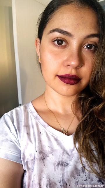 Batom Espelho Mágico - T.blogs Pausa para Feminices
