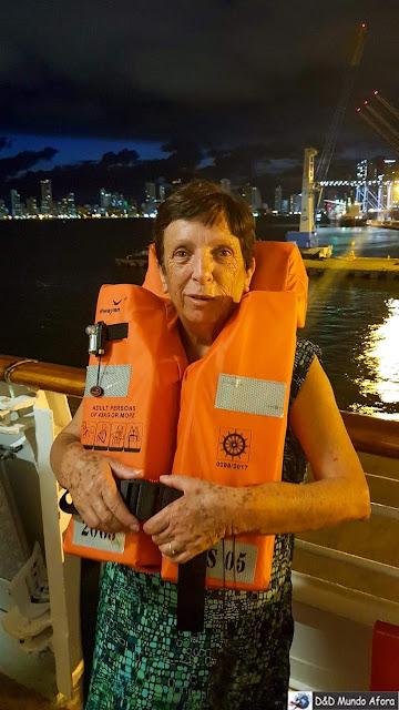 Treinamento no Navio Monarch, Pullmantur - Diário de Bordo: cruzeiro pelo Caribe