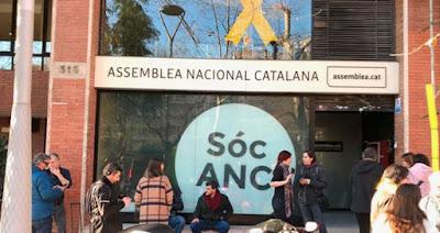 Anc, sede, asamblea nacional catalana
