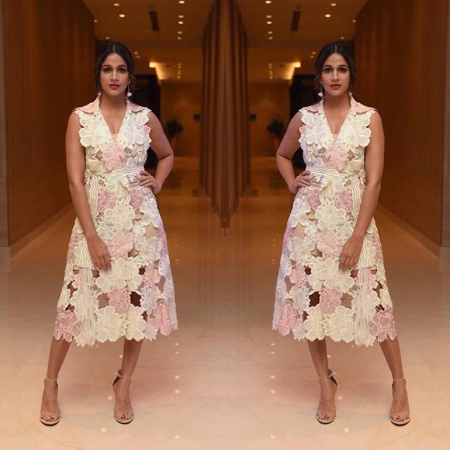 Lavanya Tripathi At Times health lifestyle awards 2017