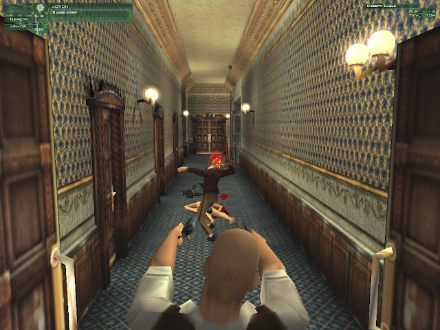 Hitman Codename 47 PC Game Download Free Gameplay 1