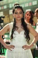 Meghana Gaur in a Deep Neck Sleeveless White Gown at IIFA Utsavam Awards 010.JPG