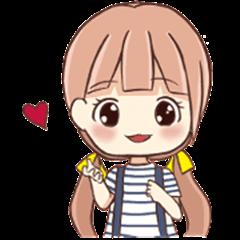 Megu & Mugi - Animated Sachet