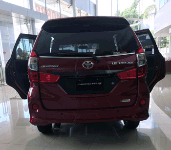 Mobil Baru Toyota Avanza 2018