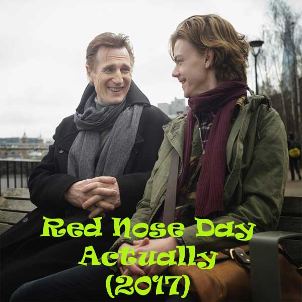 Red Nose Day Actually, Red Nose Day Actually Synopsis, Red Nose Day Actually Trailer, Red Nose Day Actually Review, Poster Red Nose Day Actually
