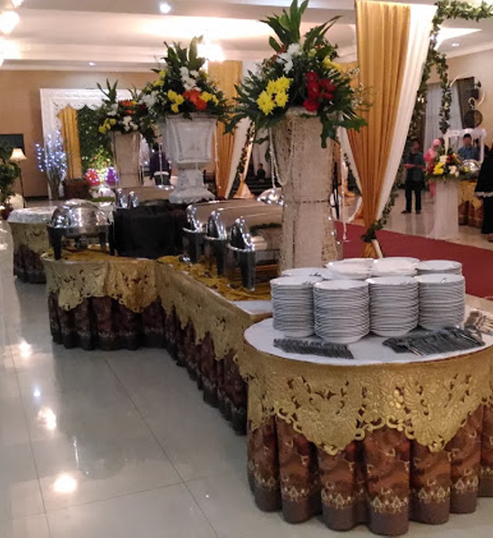 dewis catering