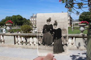 Dames au Jardin du Luxembourg