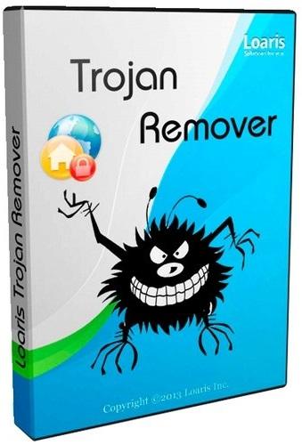 Loaris Trojan Remover 2.0.28 poster box cover
