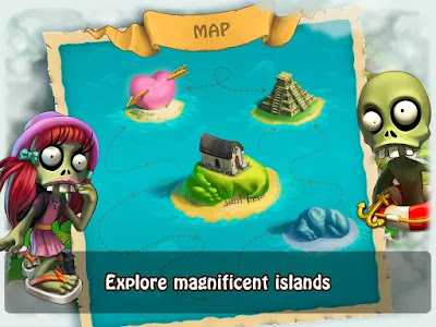 Screenshot Zombie Castaways