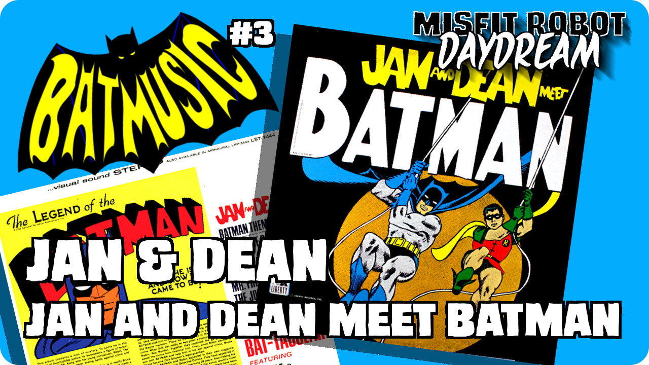 jan and dean meet batman lp