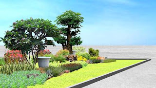 Desain Taman Surabaya - tukngtamansurabaya 5