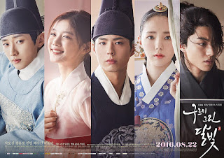 (Review Drama Korea) Moonlight Drawn By Clouds