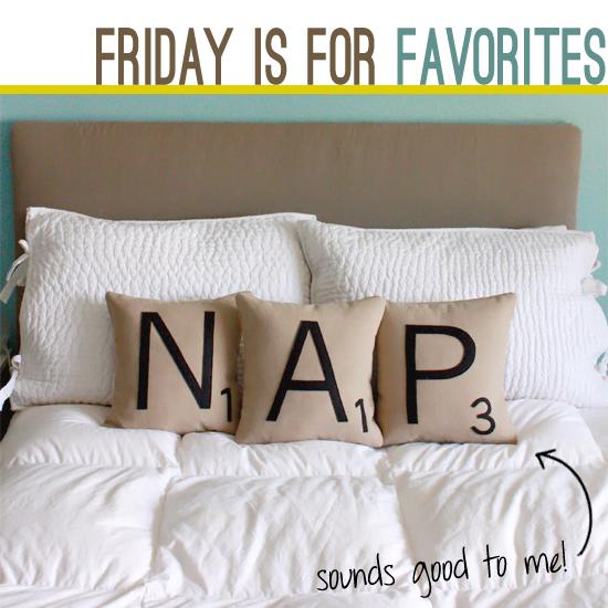 nap pillows