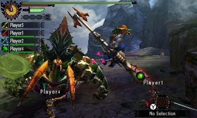 Kumpulan game dan aplikasi android: (psp) monster hunter 3 english.