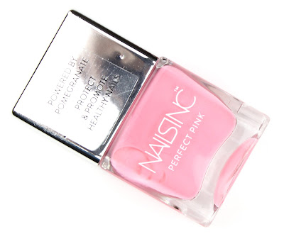 Nails Inc Perfect Pink Nail Polish in Rose Street
