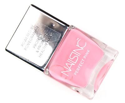 Nails Inc Perfect Pink Nail Polish in Rose Street