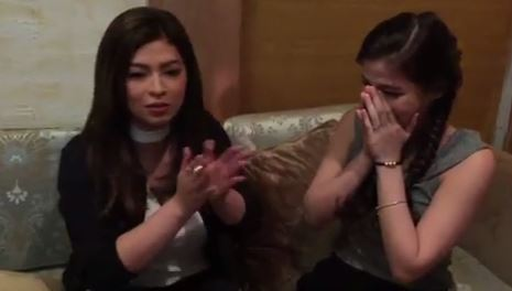 Maika Rivera Was In Tears After Seeing Her Idol Angel Locsin In Person! A VERY TOUCHING MOMENT!