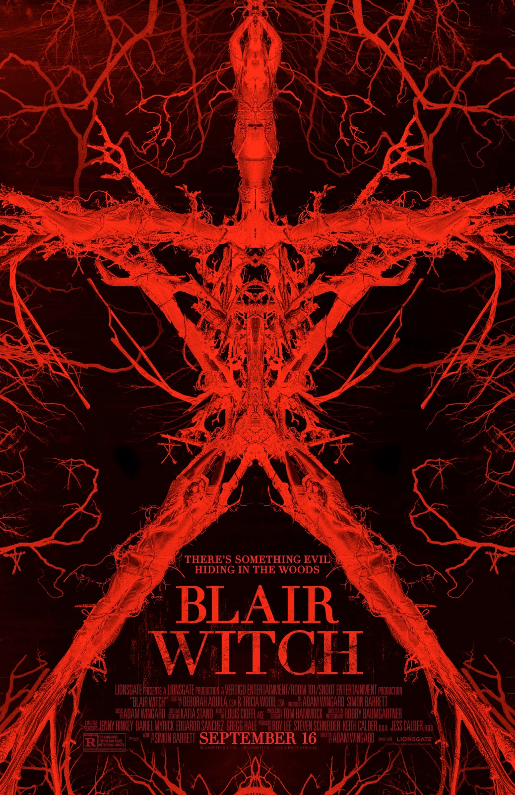 Nonton Film Blair Witch (2016)