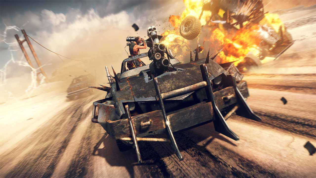 تحميل لعبة Mad Max