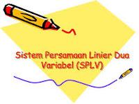 Soal dan Pembahasan Sistem Persamaan Linear Dua Variabel