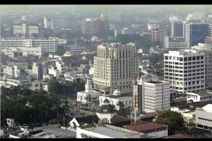 Inilah 5 Kota Terbesar di Provinsi Sumatera Utara Indonesia