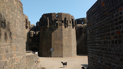 Naldurg - Maharashtra's Largest Land Fort
