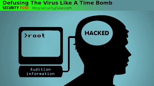 Defusing The Virus - Hack The Hacker