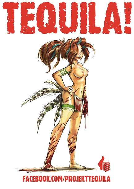 facebook poster (rys. Babis & Grzeszkiewicz)