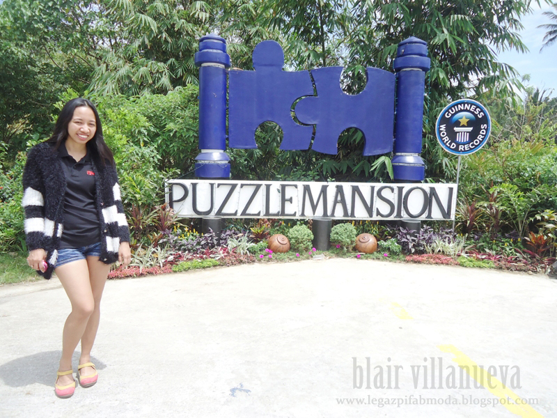 Puzzle Mansion Bed and Breakfast in Tagaytay