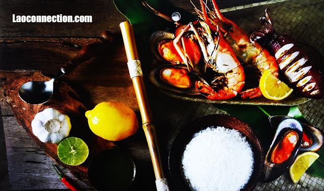Seafood and Rice