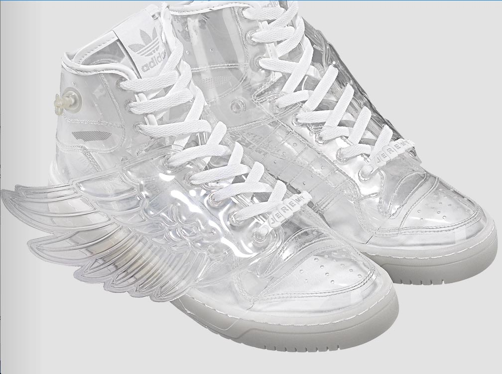 Clear Men Shoe Nox