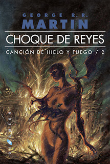 """Literatura +1: """"Choque de reyes. Canción de hielo y fuego ..."""