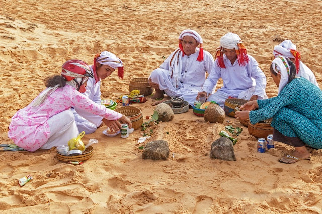 Cham Bani people in Binh Thuan celebrate Ramuwan festival 2017 3