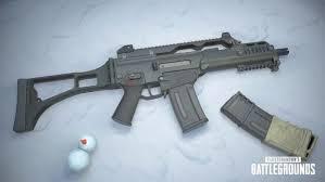 Senjata Baru PUBG G36C Di Map Vikendi ?Akankah