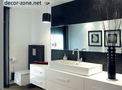 modern italian bathroom designs style and furniture