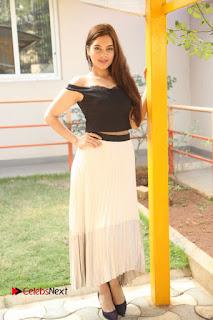 Telugu Actress Tanya Hope Stills at Appatlo Okadundevadu Audio Launch  0308.JPG