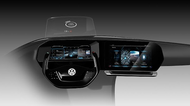 PR | Volkswagen Group selects NVIDIA as key strategic partner to develop AI-Cockpit
