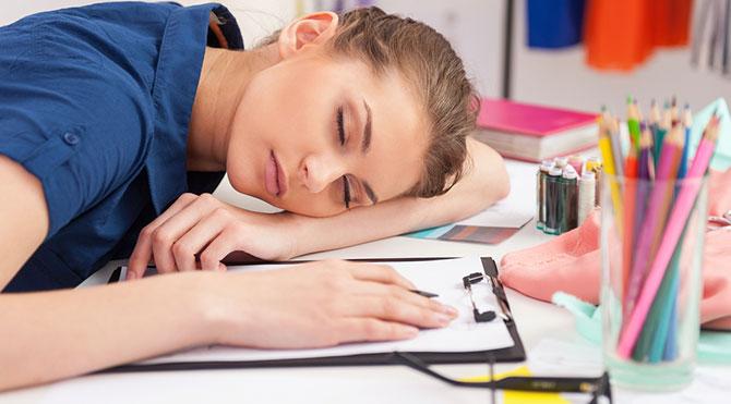 yorgunluk uyku hali neyin belirtisidir