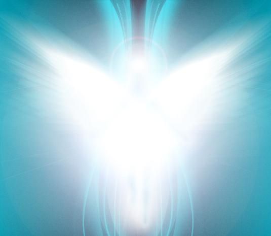 Aspecto más probable y real de un ángel
