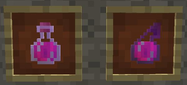 minecraft crafteo pocion