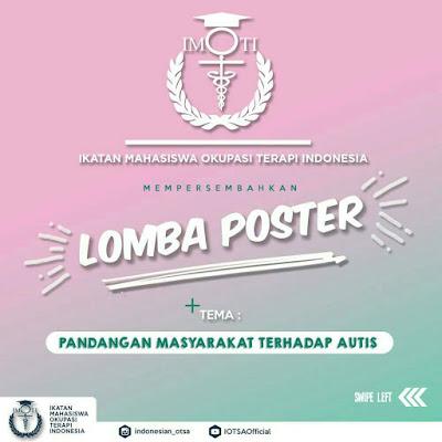 Lomba Desain Poster Nasional IMOTI 2018
